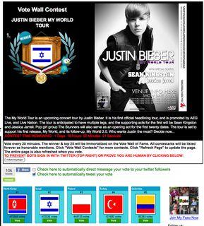 Justin Bieber Reputation