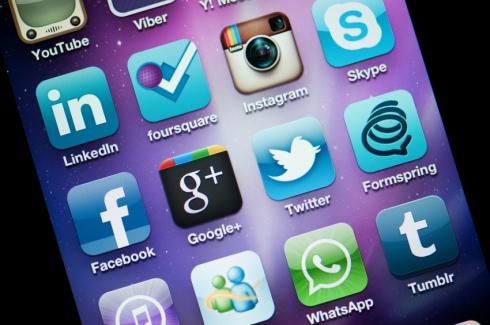 Online brand presence in 2012